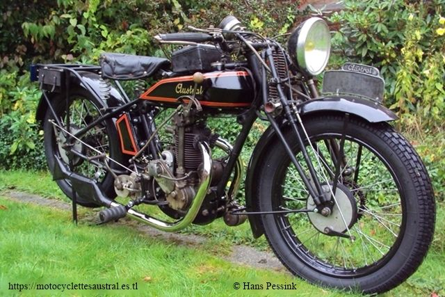 Austral Supersport 1928, moteur LMP