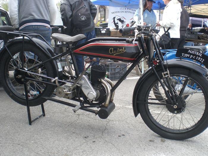 1929 Austral type PC3 250ccm