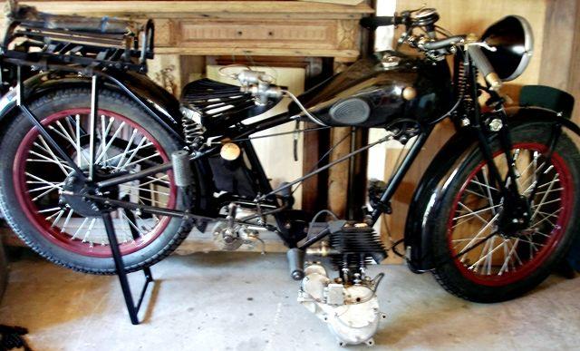 Austral moto type V