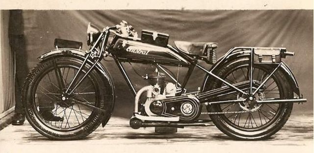 moto Austral 1928 type D 27