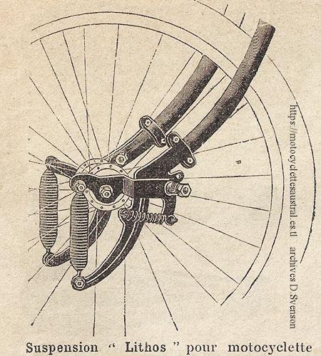 suspension Lithos 1906