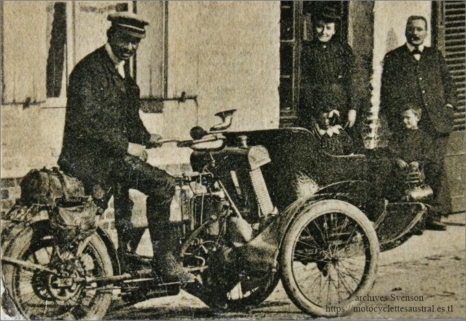 Austral tricar type B 2e série, photo prise à Saint-Cyr-du Vaudreuil
