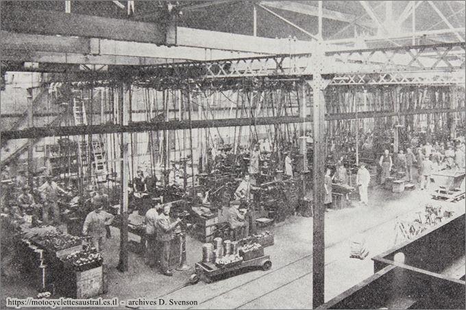 une des usines AYA