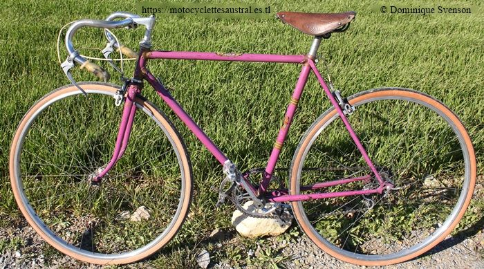 Austral, vélo de course 1947