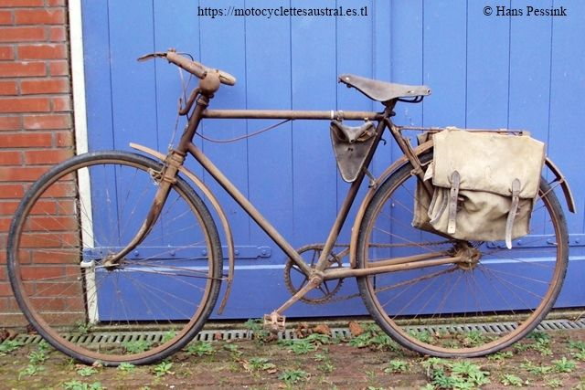 bicyclette Austral
