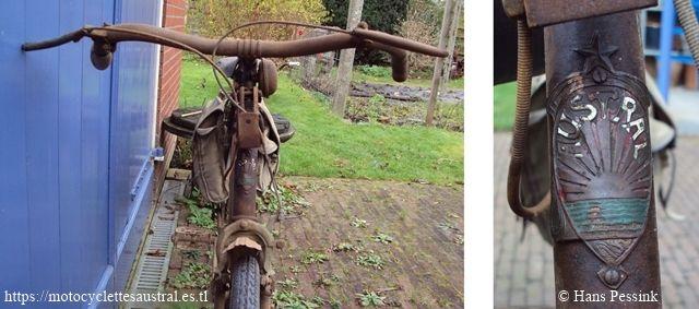 vélo Austral de Hans