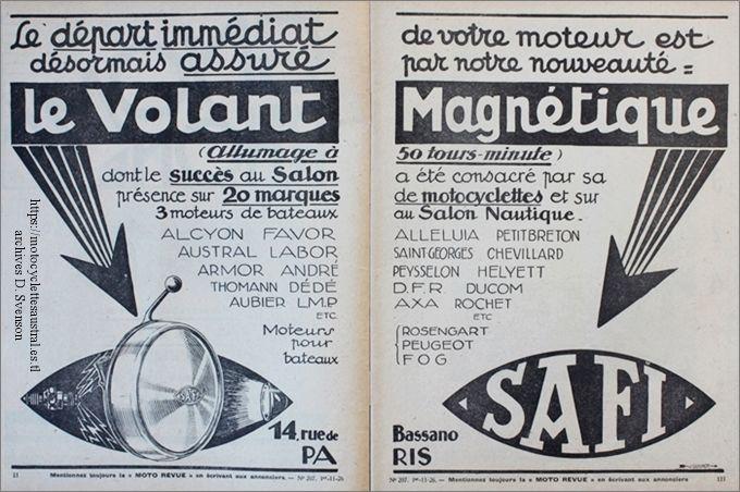 SAFI publicité
