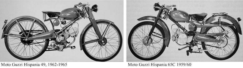 Moto Guzzi Hispania 49