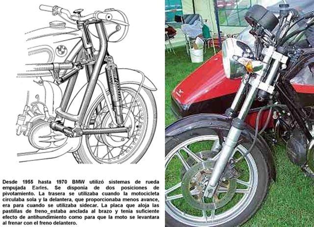 motosantiguasgranada - El sidecar (2) Reglaje y conducción