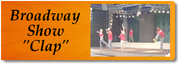 Broadway Show Clap