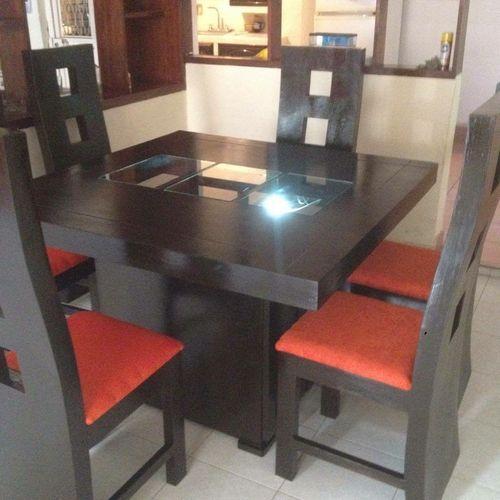 Muebles MOAR Tuxtla - COMEDORES