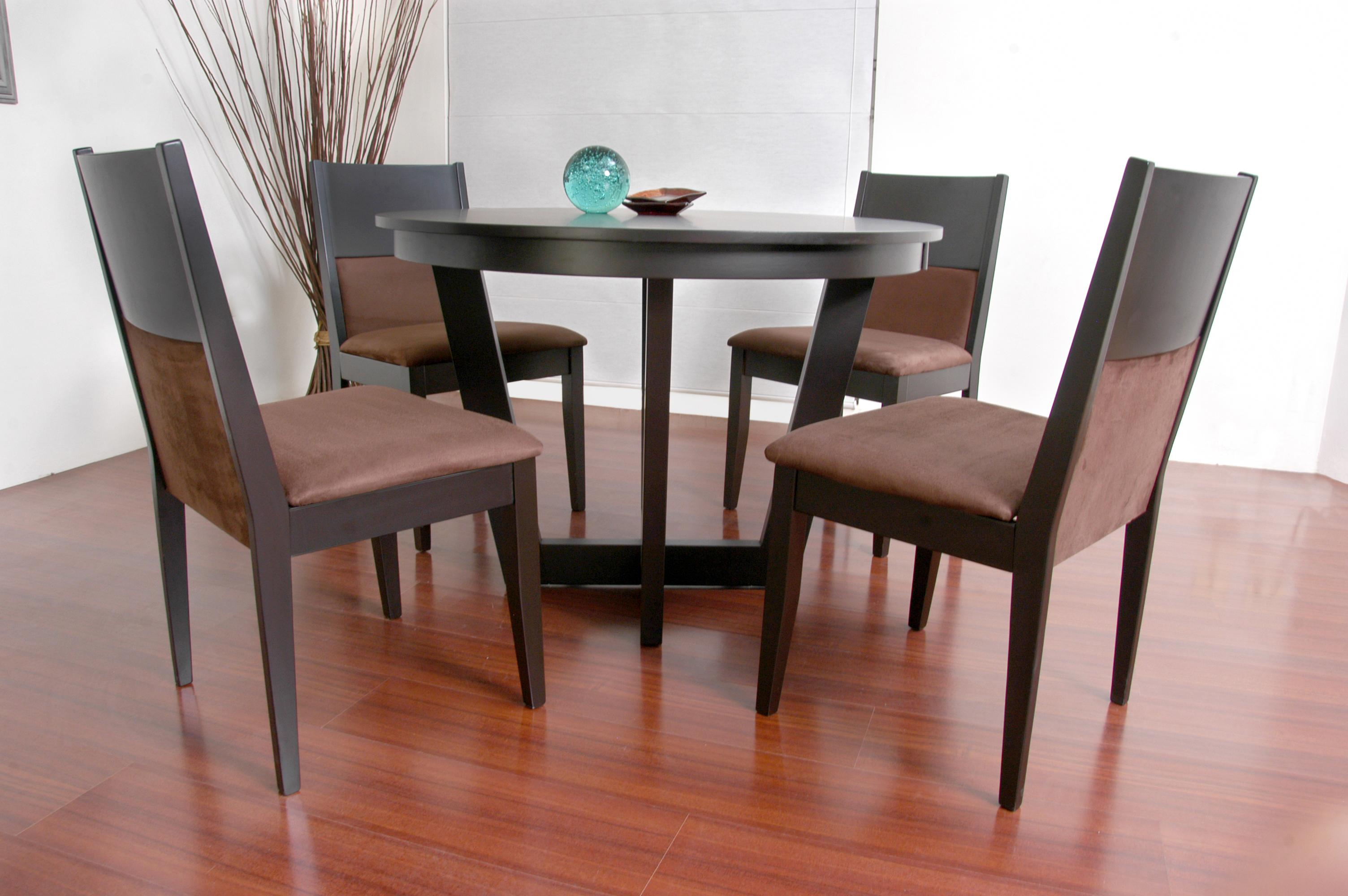 Antecomedor siena for Comedor 4 sillas coppel