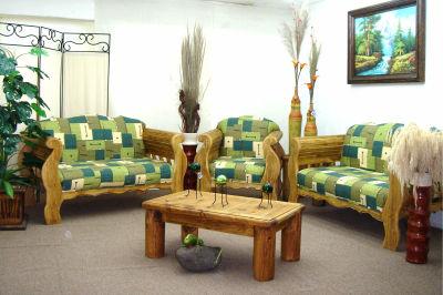 Muebles rusticos mr salas - Fotos de salas rusticas ...