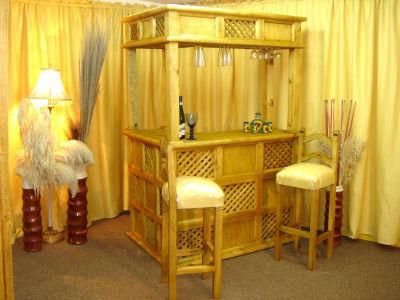 Muebles rusticos mr cantinas o servibar - Muebles rusticos precios ...