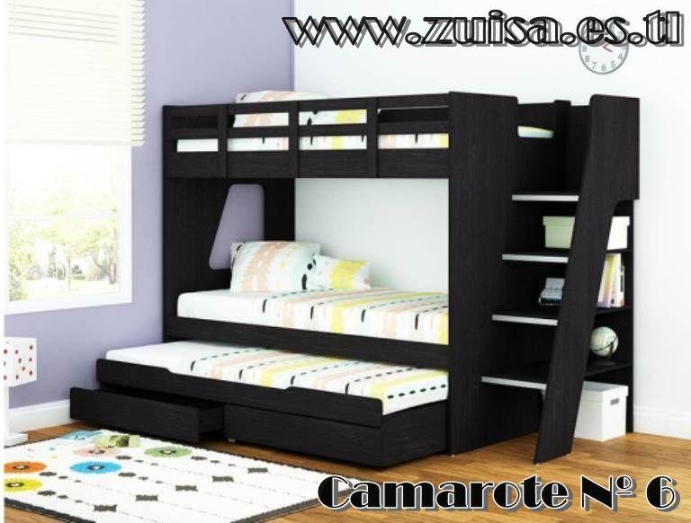 Muebles zuisa literas camarotes - Cabecero de cama con fotos ...