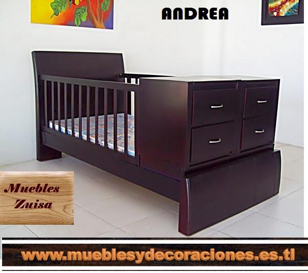 Lujo Cuna En Los Muebles De Cama Patrón - Muebles Para Ideas de ...