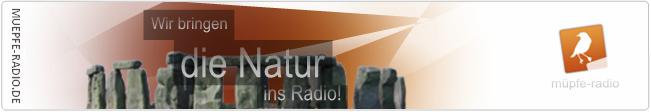 Müpfe-Radio - Wir bringen die Natur ins Radio!