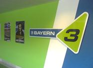 Zu Gast bei Bayern3!