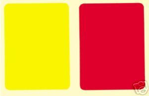 Gelb Rote Karte Wie Lange Gesperrt