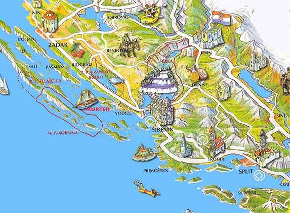 Holiday Rentals Croatia Islands