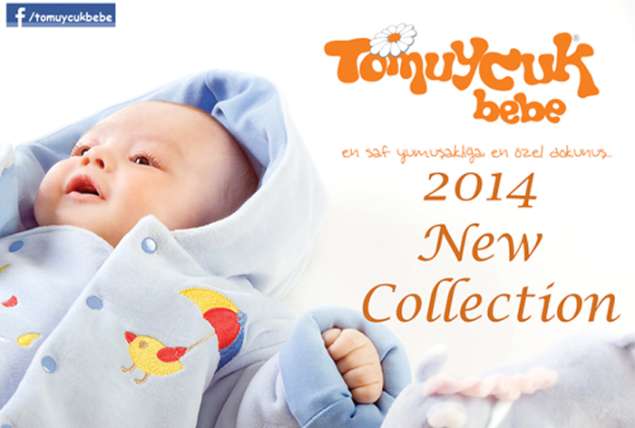 Tomuycuk bebe 2014New