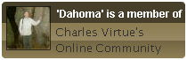 'Dahoma' on Charles Cirtue's Online Community