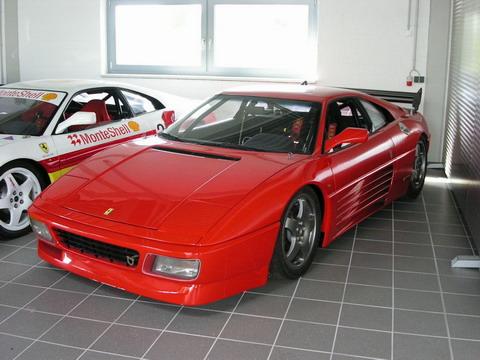 My Ferrari 348 Ferrari 348 Gt Michelotto Competizione