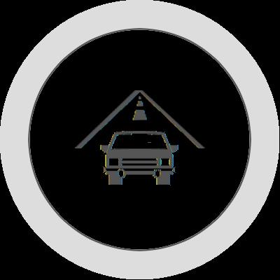 myHomeseite.de - Verkehrslage-Info Symbol