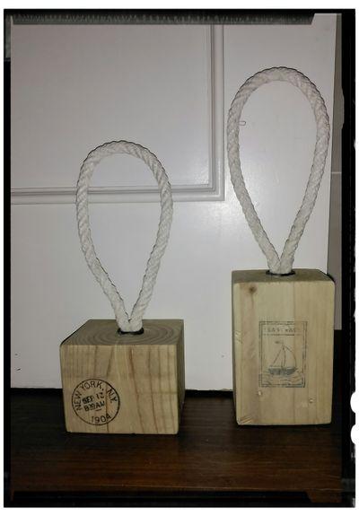 Mar an la madera - Topes para puertas originales ...