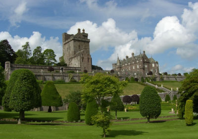 Drummond Castle