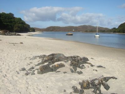 White Sands of Morar