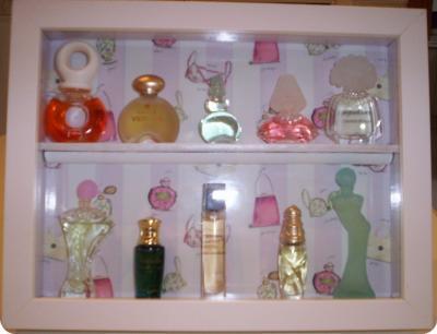 Nacar miniatures colonias minis colognes minis - Ikea marco de fotos ...