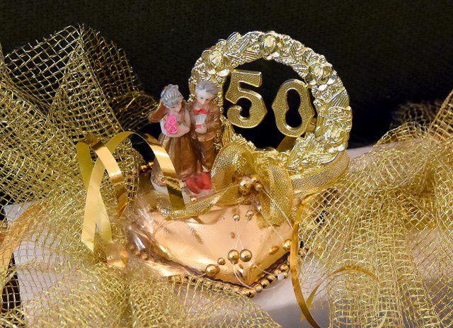 Goldene Hochzeit Bock