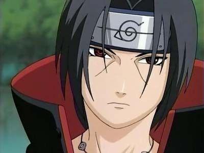 Naruto Akatsuki Page Itachi