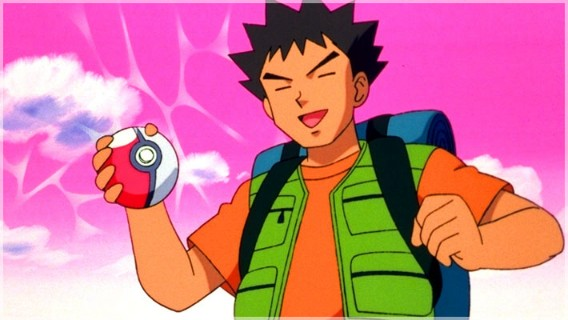 Rocko Pokemon