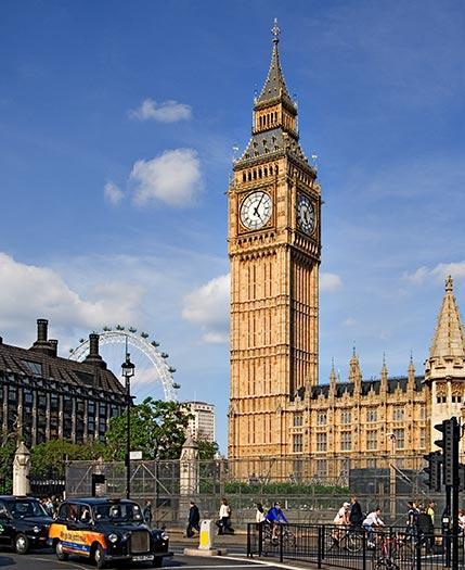 Las campanadas del 'Big Ben' cumplen 150 años