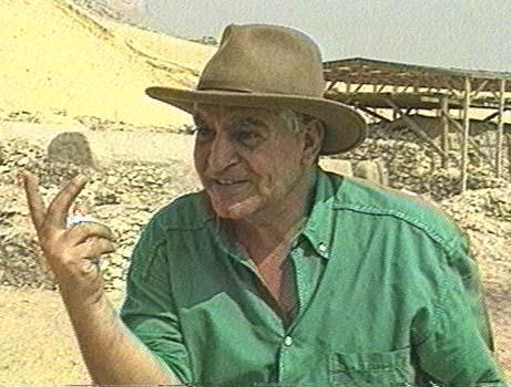 El director de antigüedades de Egipto, Zahi Hawass