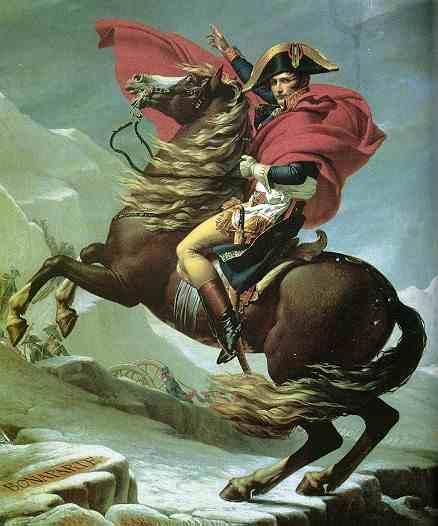 Si Napoleón no hubiese tenido un ataque severo de hemorroides probablemente no hubiera perdido la batalla de Waterloo