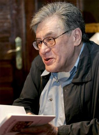 El escritor y poeta José Emilio Pacheco