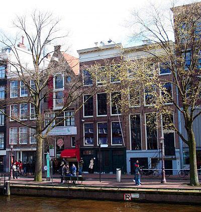 Casa Museo de Ana Frank en Amsterdam