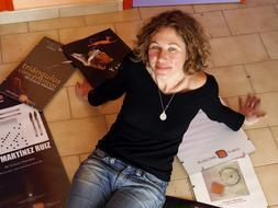Gracia Morales ganadora del XVII Premio SGAE de Teatro 2008