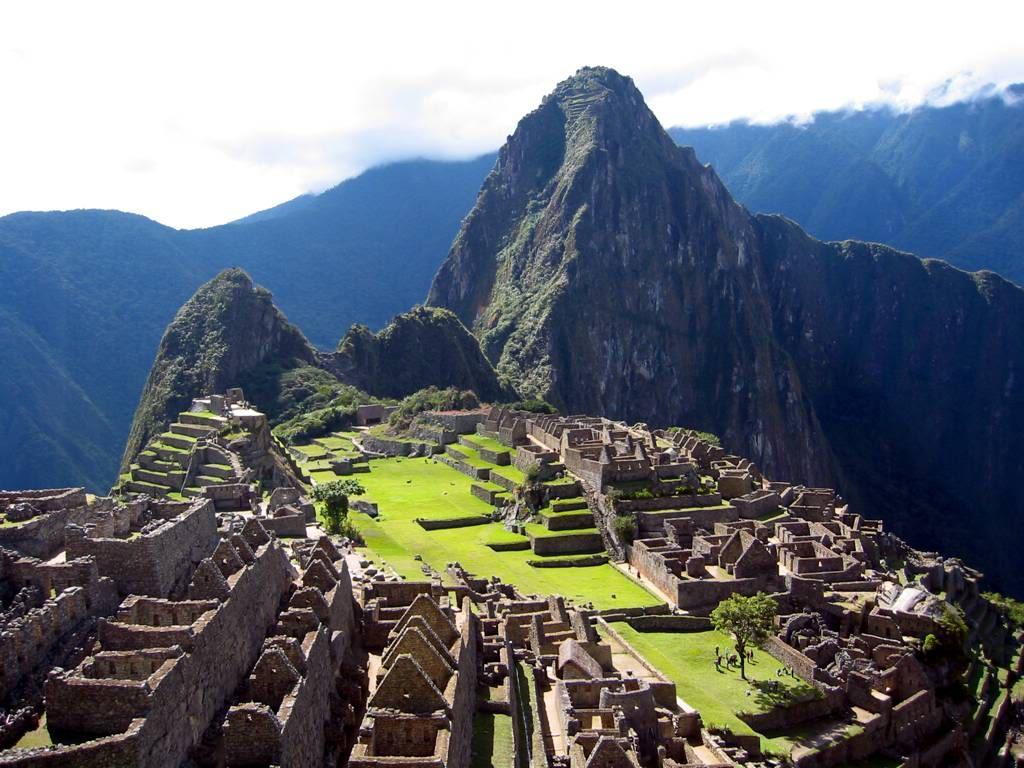 Descubren un camino inca sagrado hacia Machu Picchu