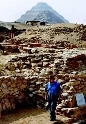 El arqueólogo Zahi Hawas