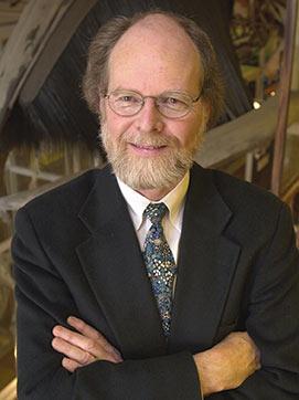 James McCarthy, presidente de la Asociación Estadounidense para el Avance de la Ciencia