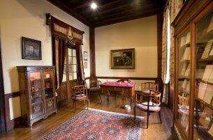 Sala Sorolla en la Casa Natal del Museo Pérez Galdós