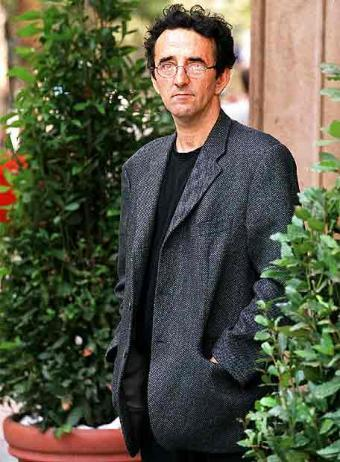 Roberto Bolaño, en 2001