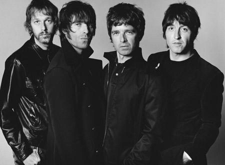 Oasis, la banda británica liderada por los hermanos Gallagher