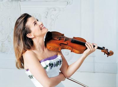 Anne-Sophie Mutter, premio internacional Fundación Cristóbal Gabarrón de Artes Escénicas 2009