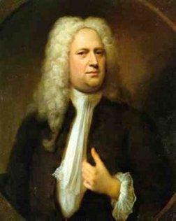Georg Friedrich Händel compositor alemán