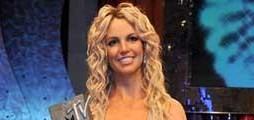 Britney Spears en el Museo Madame Tussauds de Londres